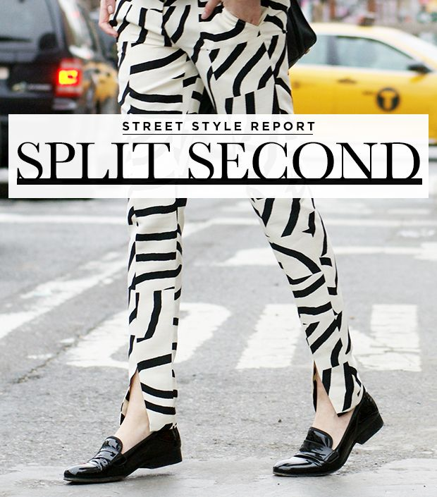 Slit Pants: The New Skinny You Need In Your Wardrobe