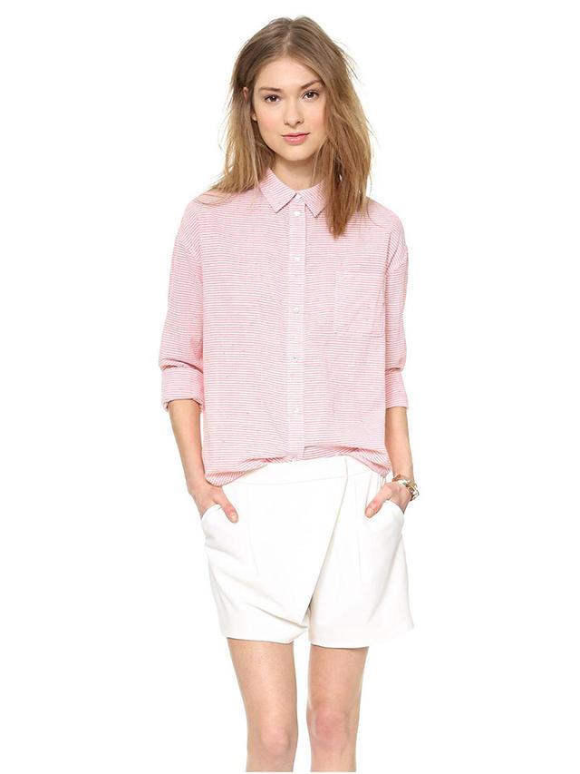 Elizabeth and James Carline Shirt