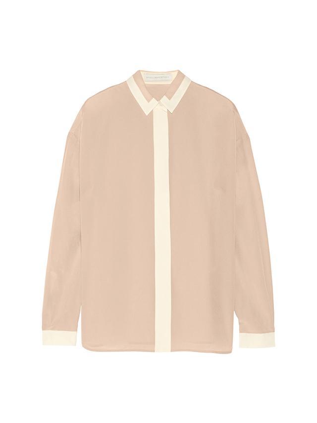 Stella McCartney Roberta Silk Shirt