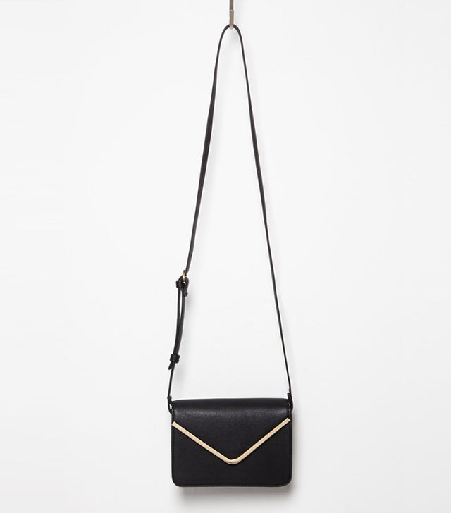 Forever 21 Mini Faux Leather Crossbody