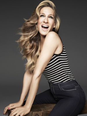Sarah Jessica Parker Is the New Face of Jordache Jeans