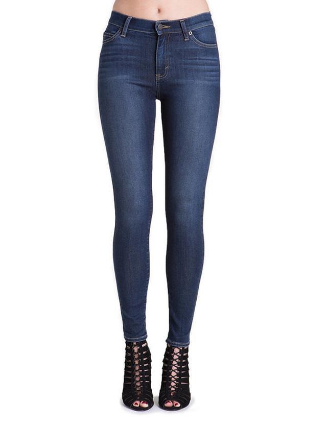 Jordache Janice High-Rise Jeans