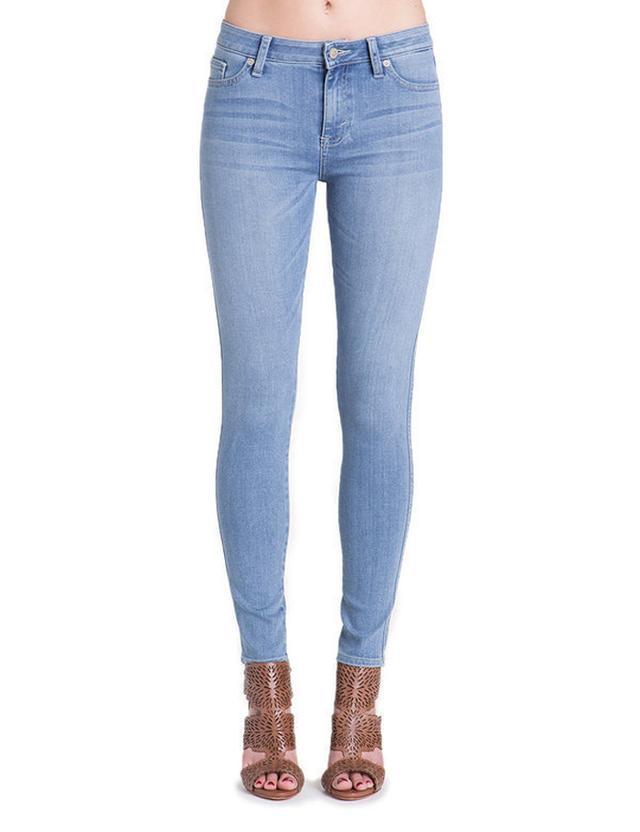 Jordache Nancy Mid-Rise Skinny Jeans