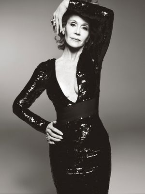 Why Jane Fonda Thinks It's Weird She's a Fashion Icon