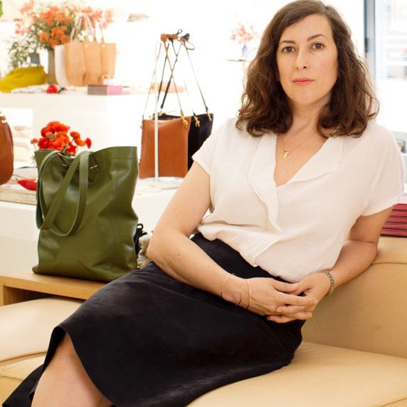 Profiled: Clare Vivier's Tips for Starting a Bag Line