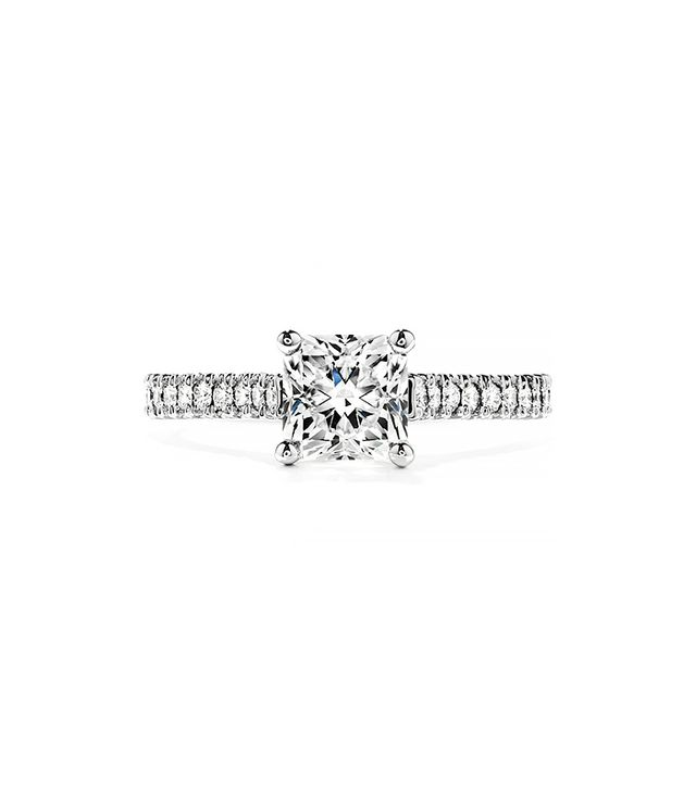 Hearts on Fire Enticement Dream Engagement Ring