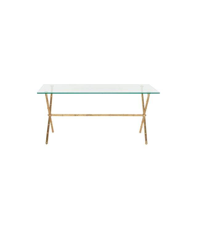 Safavieh Brogen Accent Table Gold