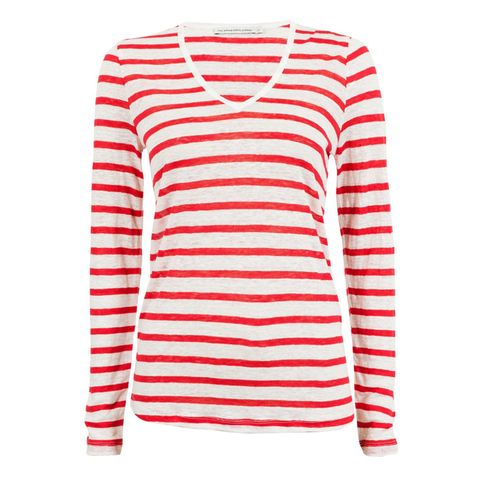 The Chills Jumper, Red Stripes