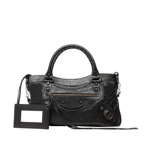 Classic First Bag, Black