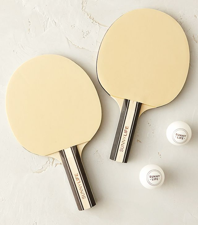 Terrain Portable Ping Pong Set