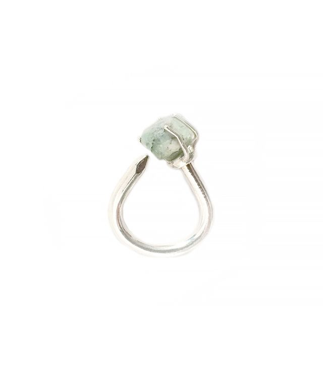 Androgyny Protective Prong Nail Ring