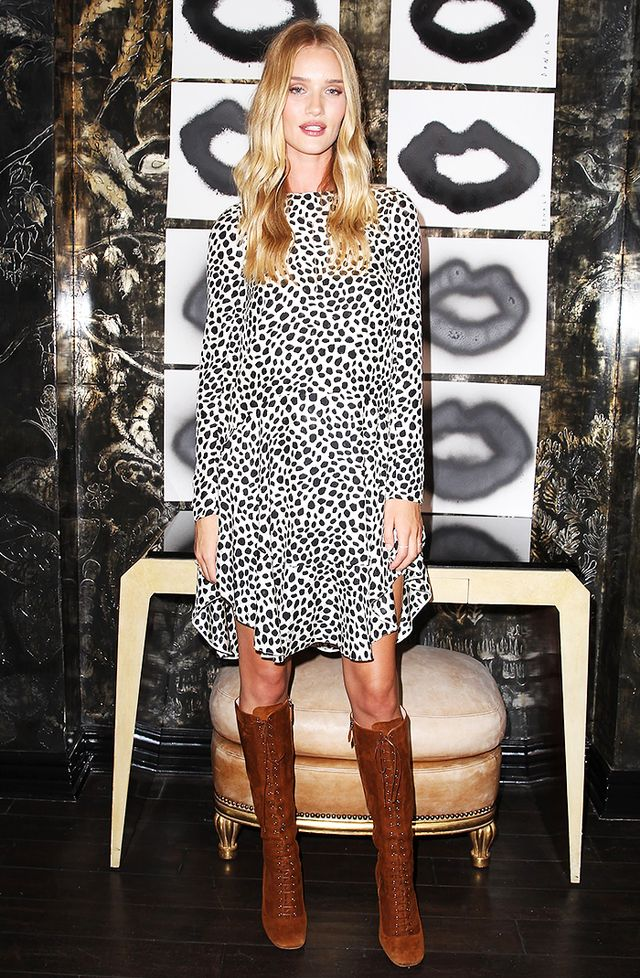 The 6 Brands Rosie Huntington-Whiteley Always Wears