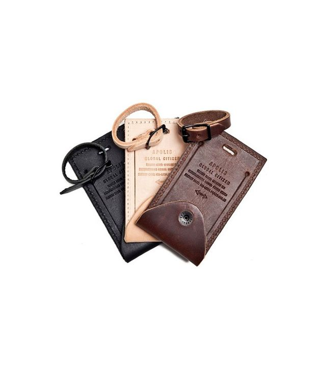 Apolis Transit Issue Luggage Tag