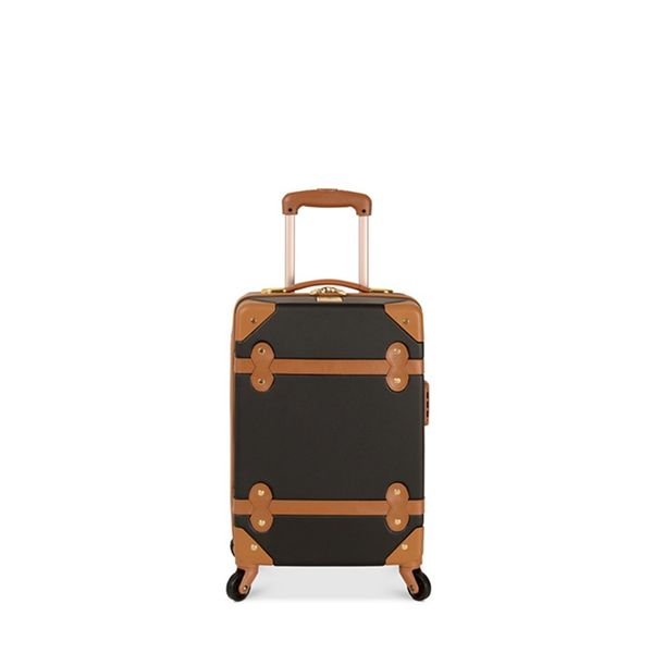 "Diane von Furstenberg Adieu 18"" Carry On Hardside Spinner Suitcase"