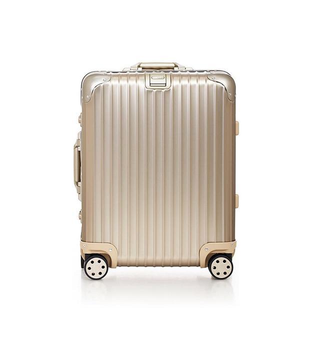 """Rimowa Titanium 22"""" Cabin Multiwheel Suitcase"""