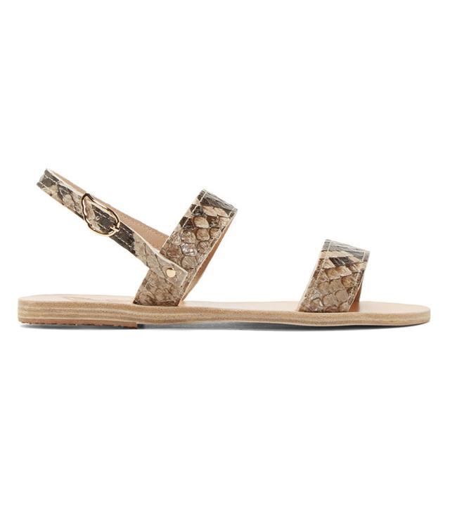 Ancient Greek Sandals Python Clio Sandals