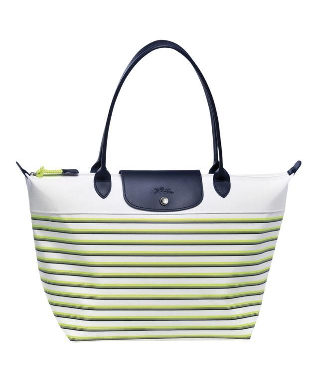 Longchamp Marinière Tote Bag