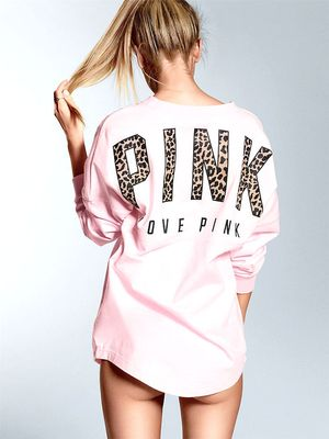 And the New Face of Victoria's Secret Pink Is…