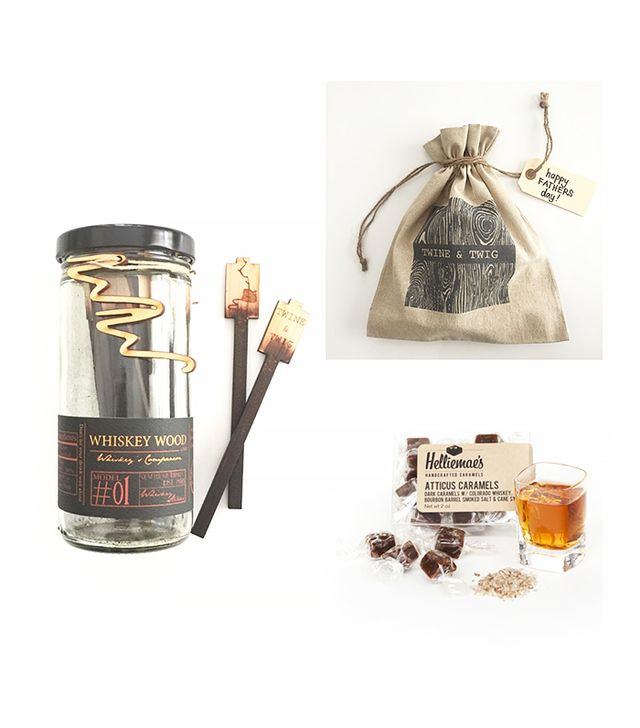 Twine & Twig Whiskey Sticks
