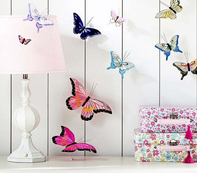 Jenni Kayne x Pottery Barn Kids Feather Butterfly Stick Ons