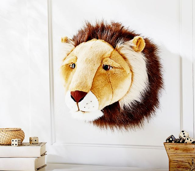Jenni Kayne x Pottery Barn Kids Plush Lion Head