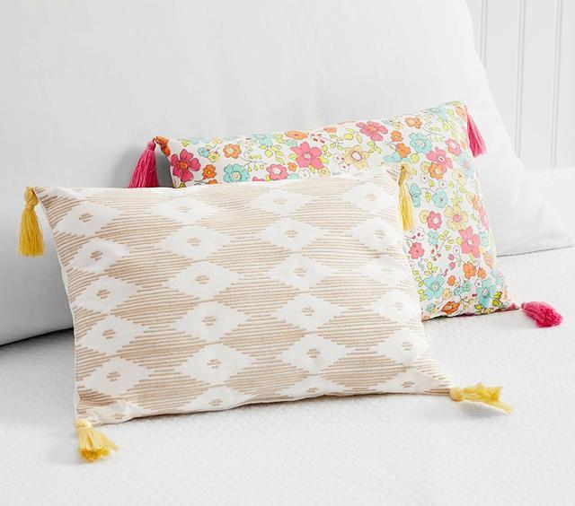 Jenni Kayne x Pottery Barn Kids Mini Decorative Pillow