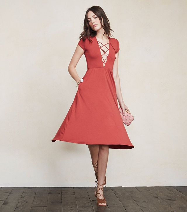 Reformation Sandy Dress