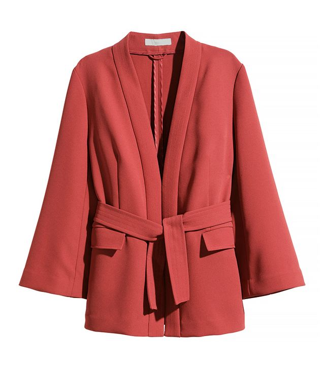 H&M Crepe Jacket