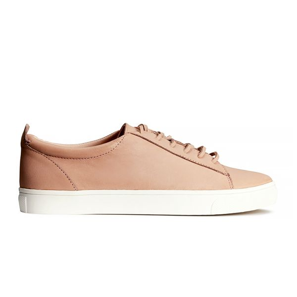 H&M Leather Sneakers
