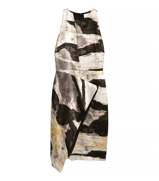 H&M Conscious Collection Silk-Blend Dress