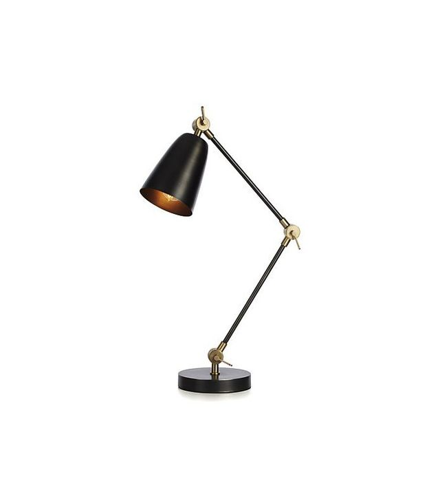 Crate & Barrel Cole Desk Lamp