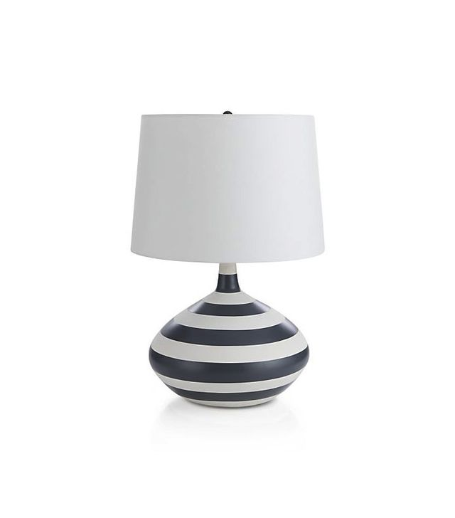 Crate & Barrel Freeport Table Lamp