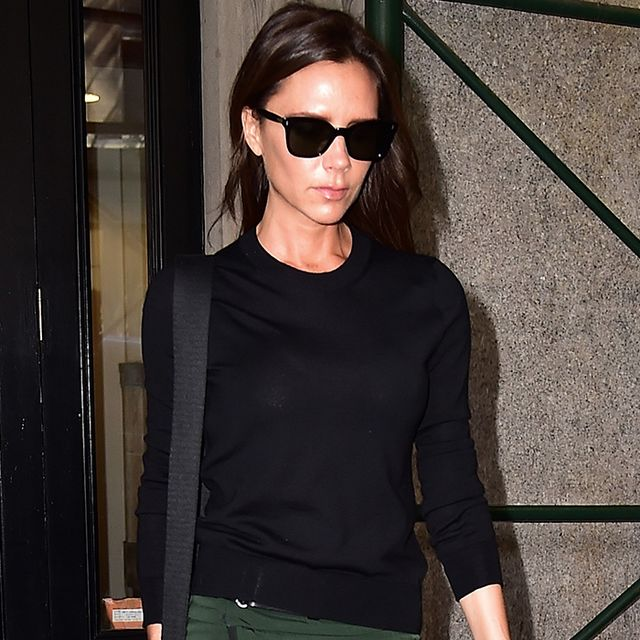 Victoria Beckham Just Did the Poshest Good Deed
