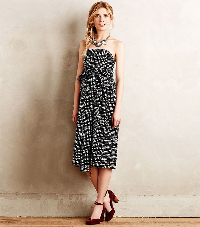 4.Collective Tied Barcelona Dress