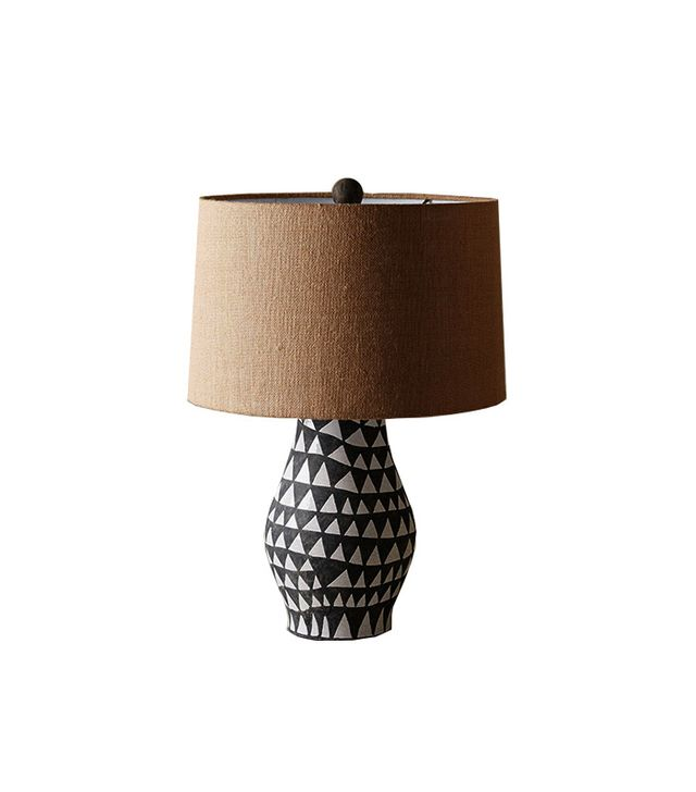 Anthropologie Sambaya Lamp Ensemble