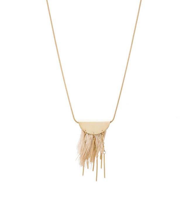 Isabel Marant Hairy Necklace
