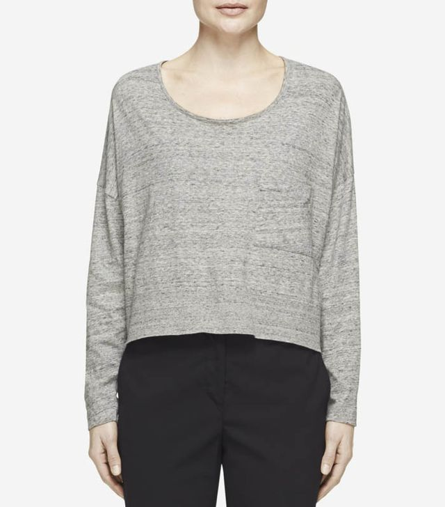Rag & Bone Dering Long-Sleeve Tee