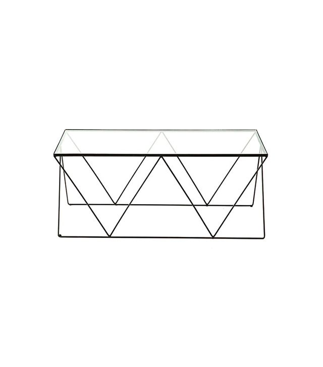 Urban Outfitters Magical Thinking Diamond Coffee Table