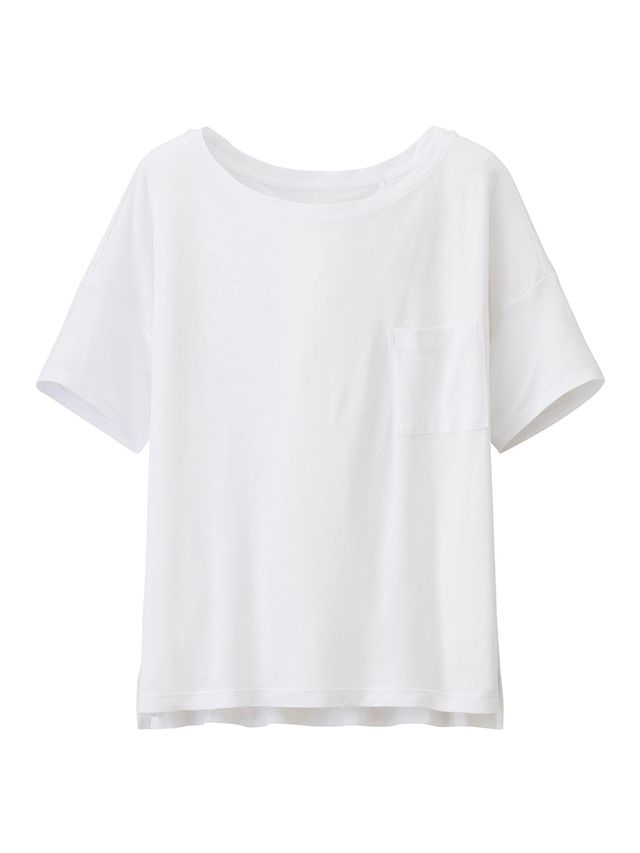 Uniqlo Linen T-Shirt