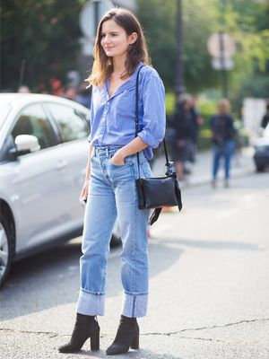 Petite Ladies: This Is the Single Best Pair of Jeans