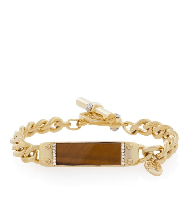 Henri Bendel West 57th ID Bracelet