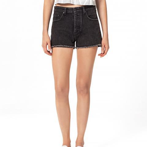 Sam High Rise Cut-Off Shorts