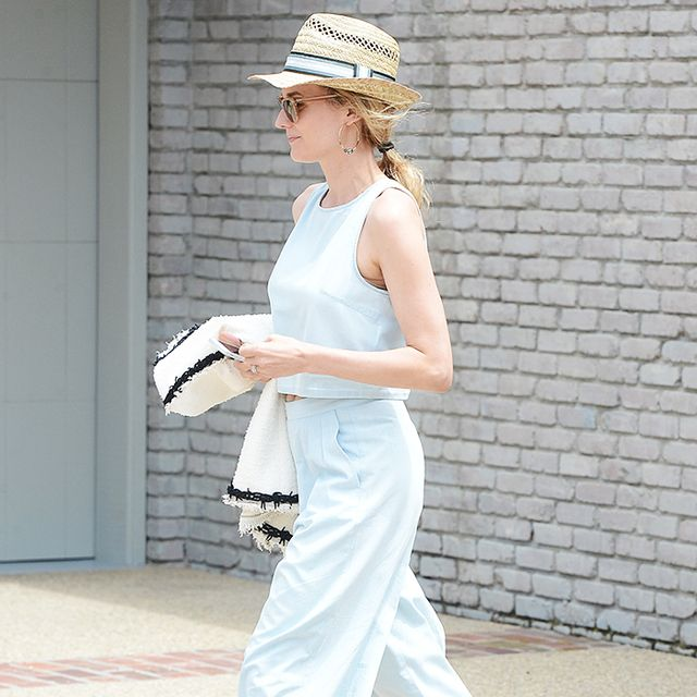 Your Celebrity Guide to Staying Cool While Looking Chic