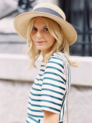 How to Pull Off the Nautical Look This Weekend