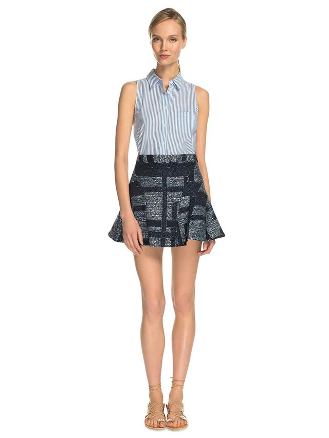 10 Crosby Derek Lam Tulip Skirt
