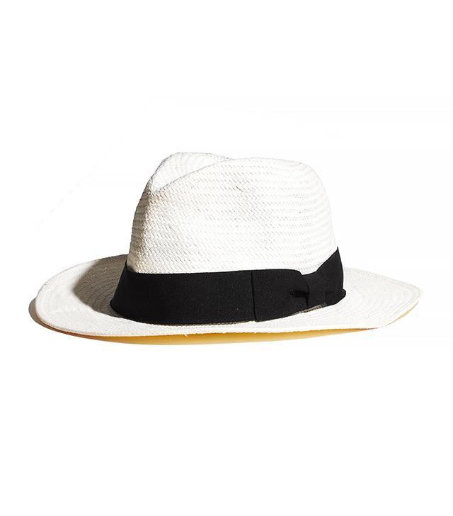 Biltmore & Madewell Panama Hat