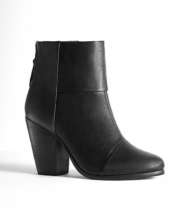 Rag & Bone Classic Newbury Boot in Black
