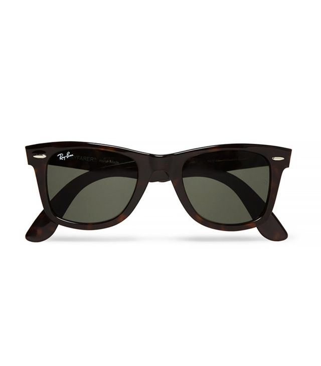 Ray-Ban Classic Wayfarer 50mm Tortoise Sunglasses