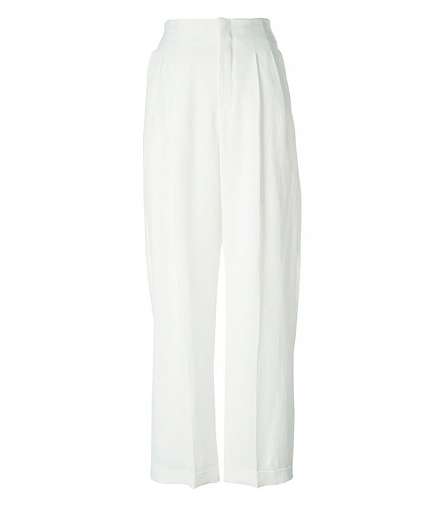 Chloé Wide-Leg Trousers