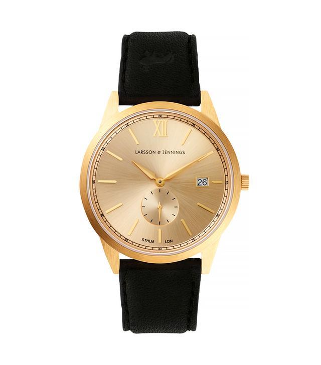 Larsson & Jennings Saxon Gold Watch